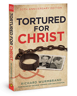 FREE Tortured for Christ 50th.